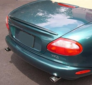 XK8 Parts Review - XKR 'Look' Boot Spoiler