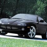 XKR Parts - Impressive Black 2003 XKR