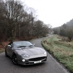 XKR Parts - Norman D's Highly Modified XKR in the UK