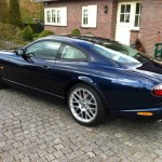 XK8 & R Parts Arie's Superb Jaguar XKRS in Holland