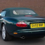 XK8 and XKR Parts - Mike Allen's Splendid 2002 XKR in the UK