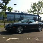 Ernst Z's Great Looking XK8 Convertible based in Germany