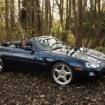 XK8 and XKR Parts Claude C's Immaculate 2001 XKR Based in Belgium