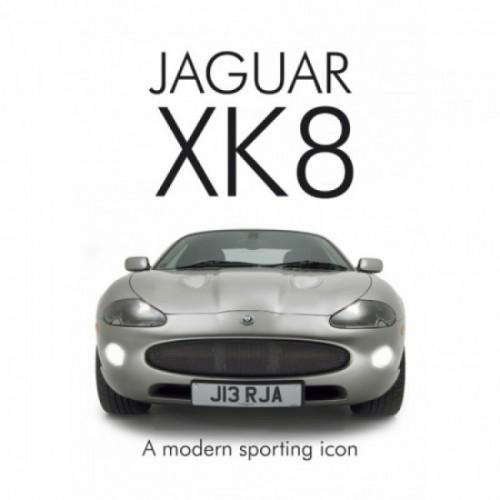 XK8 Parts Jaguar XK8 Sporting Icon Book