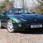 XK8 XKR Parts Images David H's Splendid Looking 04 XKR in the UK