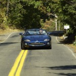 Jim W Driving his Superb XKR in the USA