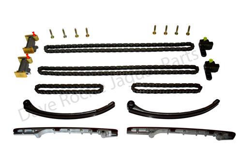 xk8   xkr parts jaguar v8 timing chain kits latest 4th