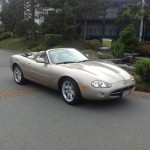 Roger M's Smart Looking XK8 Convertible in Vancouver