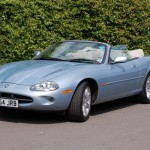 XK8 Parts Russell C's Smart 1997 XK8 Convertible based in the UK