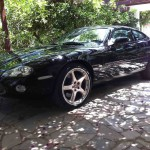 XK8 XKR Parts Gallery Dimitris D's Fantastic Looking XKR Based in Greece