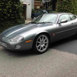 XK8 and XKR Parts Lewis M's Very Smart XKR 4.2 in the UK