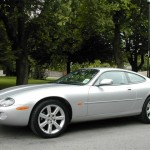 George T's Immaculate XK8 2003 4.2 in Scotland