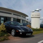 XKR Parts - Valeries Nice Looking Late Model XKR in the UK