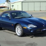 XK8 Parts - Steve H's Smart XKR based in Queensland, Australia