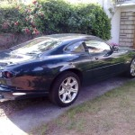 XK8 and XKR Parts Jean Marc's Nice Looking 2000 XK8 based in France
