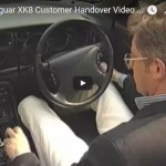 Jaguar XK8 XKR Customer Handover Video 1996