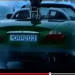 James Bond XKR Jaguar Promotional Video
