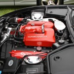 Another Detailed and Impressive XKR Engine Bay