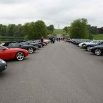 Fine Display of XK8's and XKR's