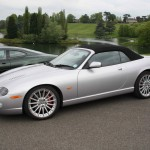 Smart 2003 to 2005 XKR Convertible With 20 Inch Sepang Alloys