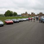 XKEC Growler 2012 Impressive Line up with Blenheim Palace Backdrop