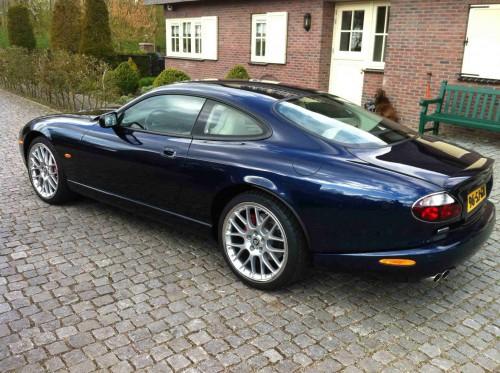 Jaguar XK8 XKR Customer Car Profile 2005 XKRS
