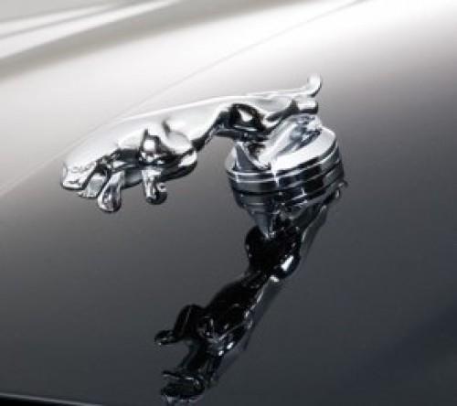 Jaguar XK8 and XKR Chrome Bonnet Leaper