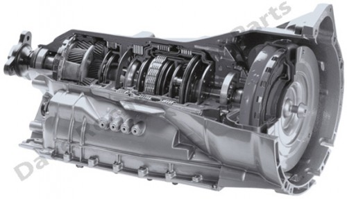 Jaguar XK8 XJ8 4 0 Reconditioned ZF5HP24 Automatic Gearboxes