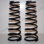 XKR Coupe Front Springs 1998 to 2005 JLM21275 JLM20689