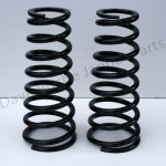 XK8 Coupe Replacement Front Springs 2002 to 2005 JLM21277 and JLM20710