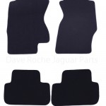 XK8 and XKR High Quality Interior Car Mat Sets