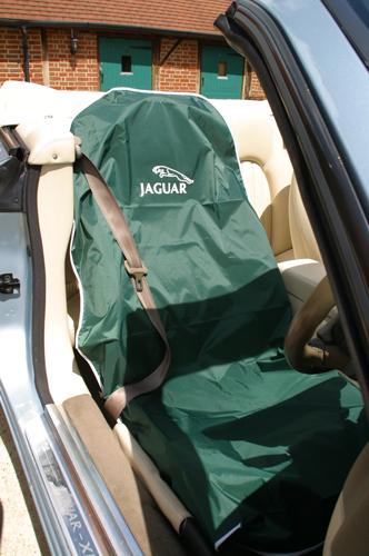 Jaguar XK8 XKR (X100) Car Seat Cover | Jaguar XK8 and XKR Parts and
