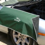 Jaguar XK8 XKR Protective Wing Covers