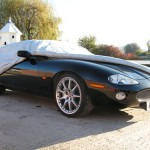 Jaguar XK8 XKR (X100) Outdoor Car Cover Lightweight and Breathable