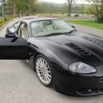 Jaguar XK8 XKR Bonnet Vents