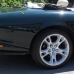 Jaguar XK8 XKR (X100) Rear Quarter Panels