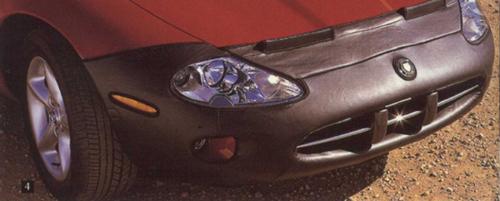 Front Bumper Protector Web on Jaguar Electrical Problems