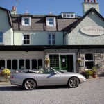 Bob M's Impressive XKR Convertible based in Scotland