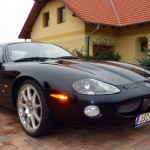 Otto's Great Looking XKR in the Czech Republic