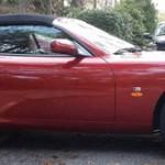 Impressive Jaguar XK8 XKR Convertible
