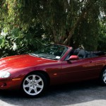 Steve's B's Fantastic Looking XK8 Convertible in New Zealand