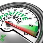 Positive Customer Feedback