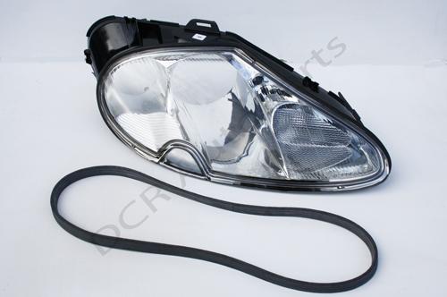 jaguar xk8 xkr x100 front headlamp replacement lenses jaguar xk8 and xkr parts and accessories