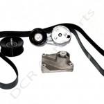 XKR XJR Supercharger Drivebelt System Service Kit