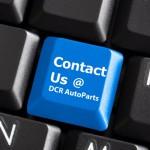 Contact Us Now @ DCR AutoParts