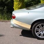 Jaguar XK8 XKR X100 Lower Rear Wing Repair Panel