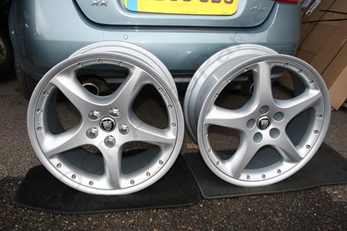 Jaguar BBS Detroit Alloy Wheels