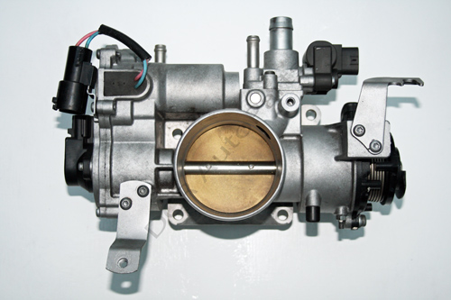 C2A1444 Air Assisted Fuel Injection Electronic Throttle Body XK8 and XJ8 4.0 Non Supercharged