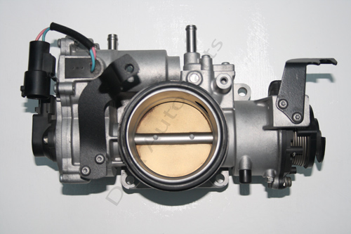 C2A1445 Air Assisted Fuel Injection Electronic Throttle Body XKR and XJR 4.0 Supercharged