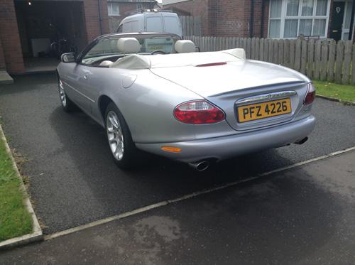 Jaguar XKR for Sale 3